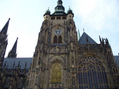 Monument historique de la ville de Prague - Photo libre de droit - PABvision.com