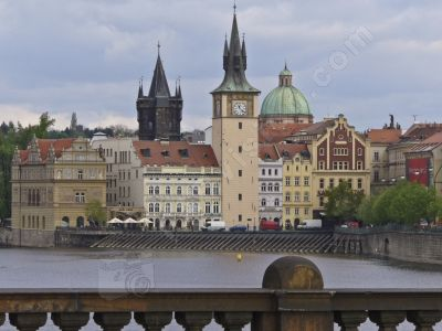 ville de Prague - Photo libre de droit - PABvision.com