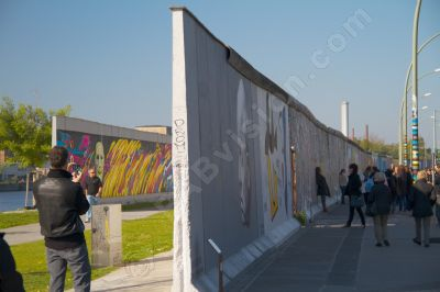 Le mur de Berlin - Photo libre de droit - PABvision.com